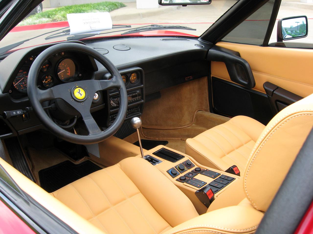 Gts Big on Alfa Romeo Spider 1988